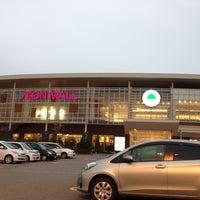 Photo taken at AEON Mall by nekobisko ね. on 4/18/2013