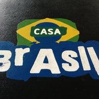 Photo taken at Casa Brasil by Fernando V. on 6/23/2013