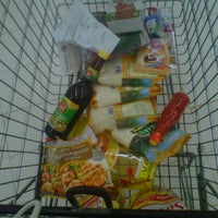 Photo taken at Carrefour by Tetha G. on 10/24/2014