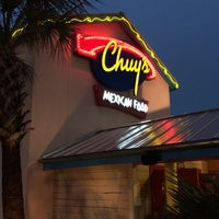 Photo taken at Chuy's by Kimball A. on 12/27/2014