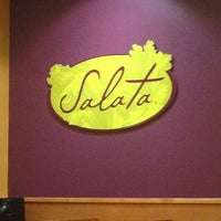 Photo taken at Salata by Kimball A. on 7/12/2013
