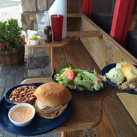 Photo taken at Sonny Bryan's Smokehouse by Kimball A. on 7/10/2014