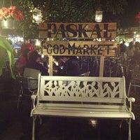 Photo taken at Paskal Food Market by Mimi W. on 1/5/2013