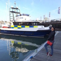 Photo taken at Hamble Point Marina by Натали❤️Корс on 5/3/2014