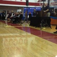 Photo taken at DuPont Manual High School by Erik H. on 1/17/2013
