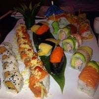 Photo taken at Iron Chef Japanese Cuisine by Sharon R. on 10/3/2014