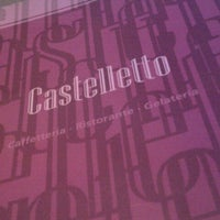 Photo taken at Castelletto by Gala on 2/28/2013