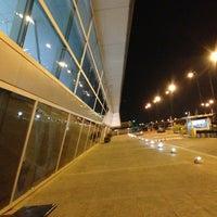 Photo taken at Aeropuerto Internacional de Rosario - Islas Malvinas (ROS) by Mauricio F. on 5/22/2013