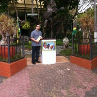 Photo taken at Bob Marley Museum by Thomas L. on 1/23/2013