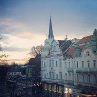 Das Foto wurde bei Parkhotel Schönbrunn von Curly L. am 1/10/2013 aufgenommen