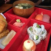 Photo taken at Takumi Japanese Diner by Jaap-Henk K. on 5/10/2014