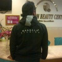 Photo taken at London Beauty Centre (LBC) by riki mandala p. on 1/20/2014