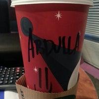Photo taken at Starbucks by Abdullah A. on 11/21/2012