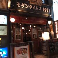 Photo taken at HIGHBALLBAR モダンタイムス1923 赤坂店 by hasshiy on 5/11/2017