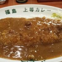 Photo taken at 福島 上等カレー 江坂店 by hasshiy on 12/10/2013