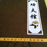 Photo taken at Kung Fu Room (功夫館) by Yin P. on 11/30/2014