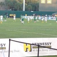 Photo taken at FC Tampabay Soccer by Kurtis M. on 5/17/2014
