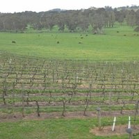 Photo taken at Hahndorf Hill Winery by Ambler T. on 10/14/2015