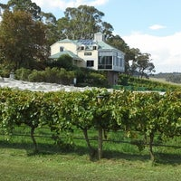 Photo taken at Hahndorf Hill Winery by Ambler T. on 3/28/2014