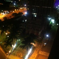 Photo taken at ibis Budget Hotel by Igor L. on 3/21/2013