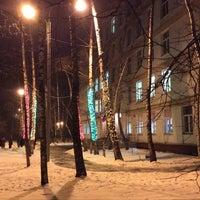 Photo taken at Школа №1210 by Вячеслав С. on 2/8/2014