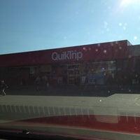 Photo taken at QuikTrip by T c. on 5/11/2013