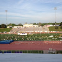 Photo taken at Burke High School by T c. on 5/18/2013