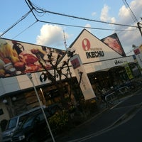 Photo taken at イケチュー 三国ケ丘店 by Mariko M. on 11/7/2012