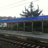 Photo taken at Stazione Camnago - Lentate by Luigi P. on 10/14/2012