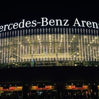 Das Foto wurde bei Mercedes-Benz Arena von Mehmet K. am 9/9/2015 aufgenommen