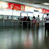 Photo taken at Bangkok Bus Terminal (Chatuchak) by P P P. on 11/18/2012