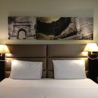 Photo taken at Hotel Eurostars Roma Aeterna 4 by Yulia P. on 3/11/2013