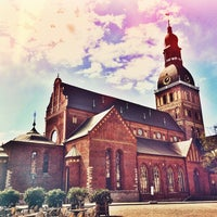 Photo taken at Rīgas Doms | Riga Cathedral by Кирилл А. on 5/5/2014