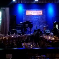Foto tomada en City Winery  por Jeff K. el 3/1/2013