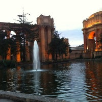 Photo taken at Palace of Fine Arts by Azu on 1/26/2013