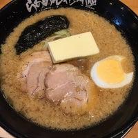 Photo taken at らあめん花月嵐 武蔵新城店 by だの on 12/30/2015