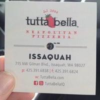 Photo taken at Tutta Bella Neapolitan Pizzeria by Kristen C. on 5/15/2013