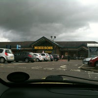 Photo taken at Morrisons by Andrea S. on 5/11/2013