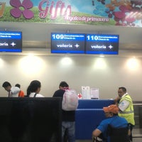 Photo taken at Volaris Ticket Counter by Payoo P. on 3/28/2014