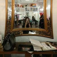 Photo taken at Follicle Salon by Sophia P. on 1/9/2016