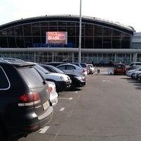 Photo taken at Terminal B Parking by Виталий З. on 9/14/2012