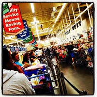Photo taken at Commissary by Crystal O. on 10/1/2013