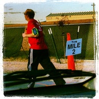 Photo taken at Biggs Army Airfield by Crystal O. on 11/16/2013