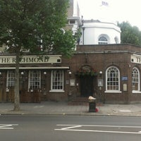 Photo taken at Richmond Arms by Alicia on 10/9/2012