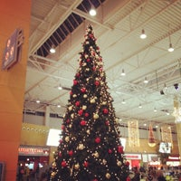 Photo taken at MEGA Mall by Kirill I. on 12/23/2012