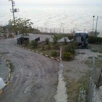 Photo taken at Karataş sahil gözetleme radar karakol Komutanlığı by Ayhan Selçuk Y. on 9/25/2013