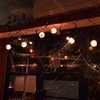 Photo taken at Pizza Mezzaluna by Tom M. on 10/31/2014