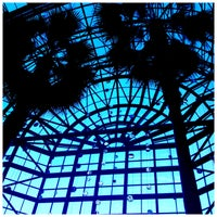 Photo taken at Winter Garden Atrium by Tom M. on 5/4/2013