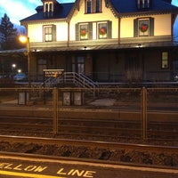 Photo taken at NJT - Fanwood Station (RVL) by Tom M. on 12/27/2012