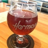 Photo taken at Harmonic Brewing by Adam S. on 8/26/2017